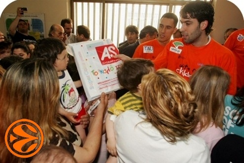 Berni Rodriguez - UNICEF, united for children - FF Athens 2007
