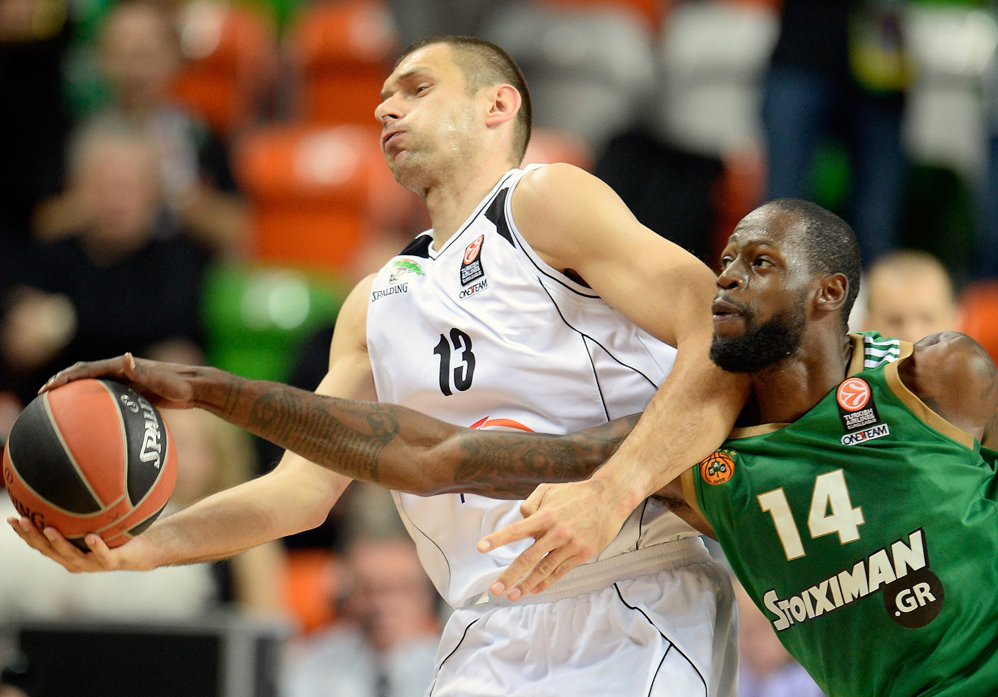 James Gist - Panathinaikos Athens - EB14_62183