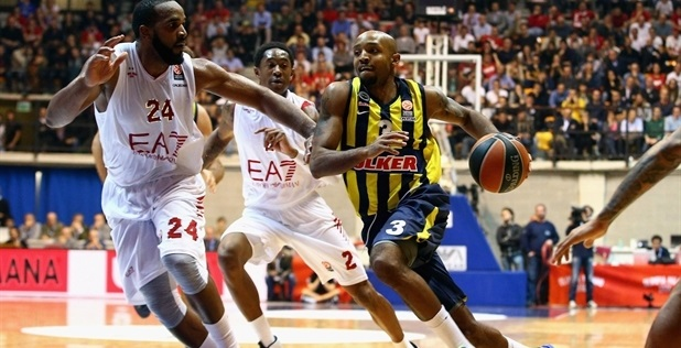 Ricky Hickman - Fenerbahce Ulker - EB14