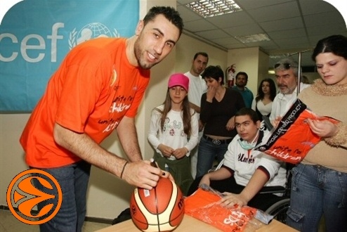 Dimos Dikoudis - UNICEF, united for children - FF Athens 2007