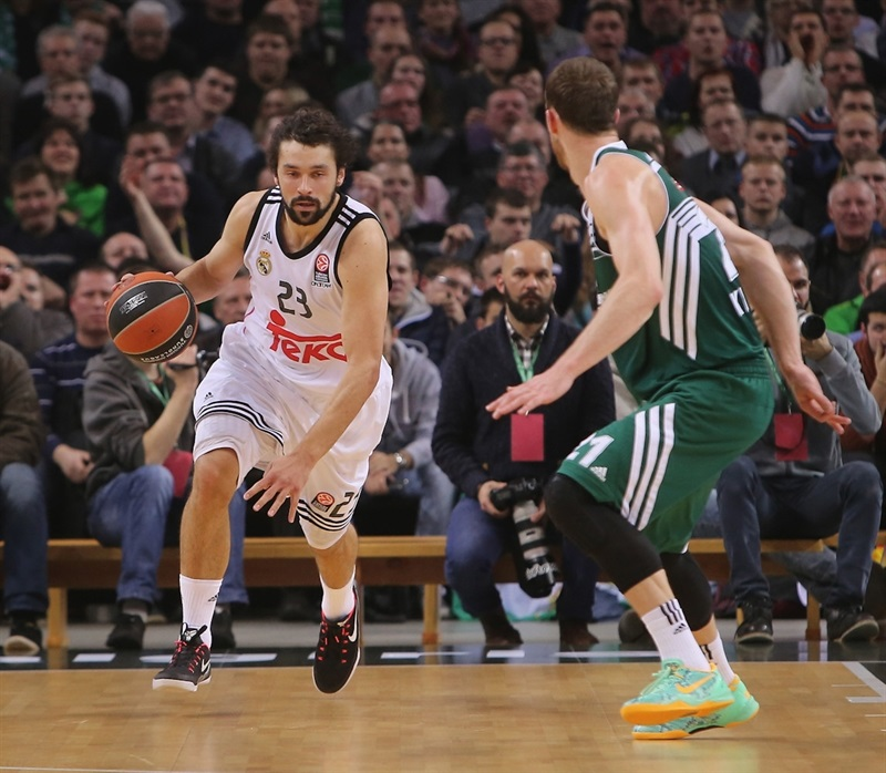 Sergio Llull- Real Madrid - EB14