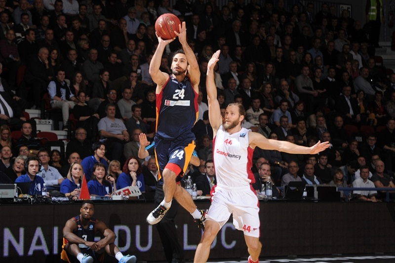 Rok Stipcevic - Virtus Rome - EC14 (photo SLUC Nancy - Christopher Courtois)
