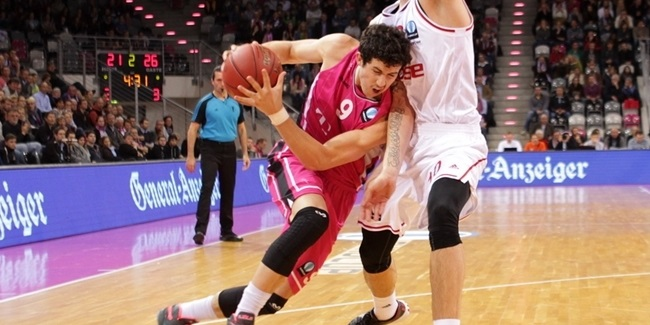 Maccabi FOX signs Caloiaro at forward