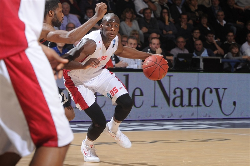 Bandja Sy - SLUC Nancy - EC14 (photo SLUC Nancy - Christopher Courtois)