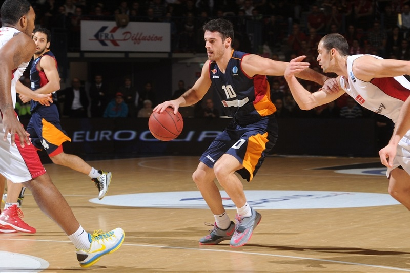 Lorenzo DErcole - Virtus Rome - EC14 (photo SLUC Nancy - Christopher Courtois)