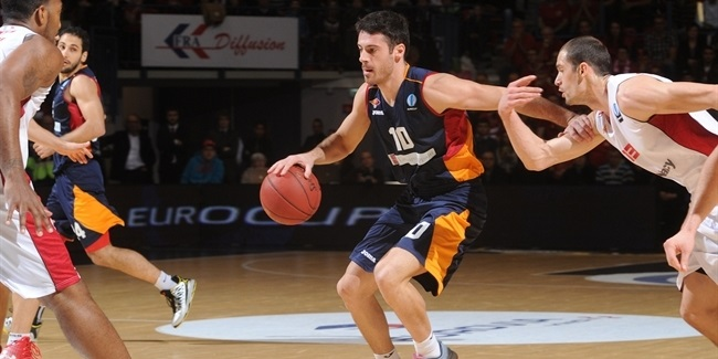 Dinamo Sassari adds D'Ercole to the backcourt