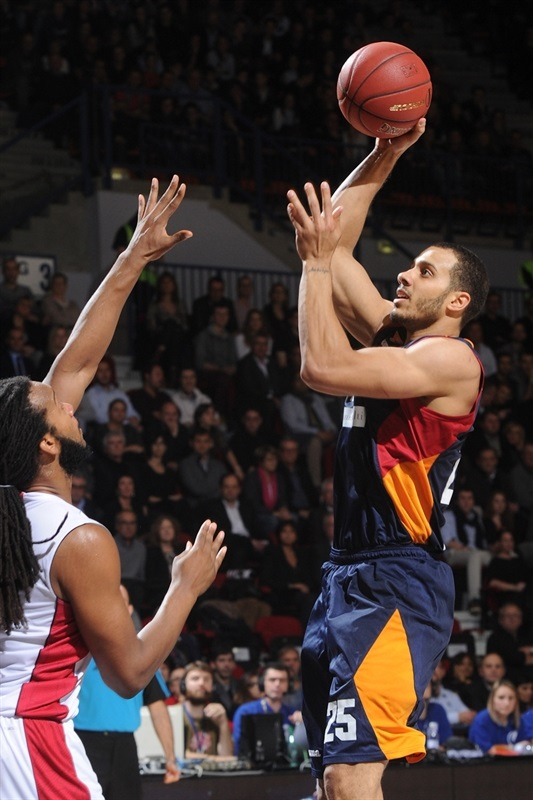 Jordan Morgan - Virtus Rome - EC14 (photo SLUC Nancy - Christopher Courtois)