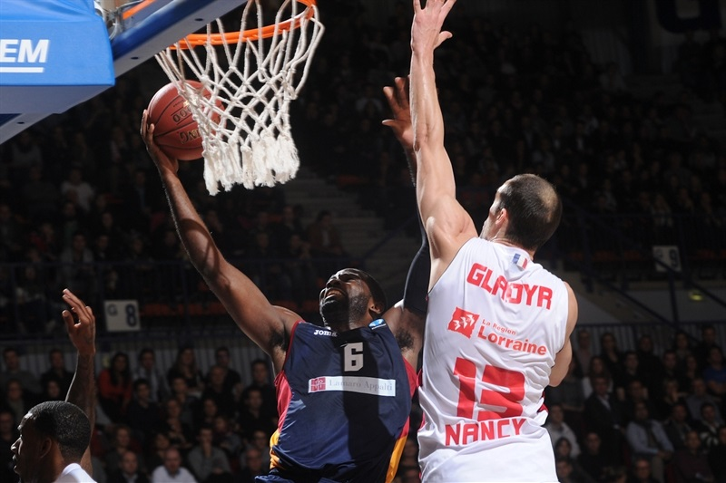 Bobby Jones - Virtus Rome - EC14 (photo SLUC Nancy - Christopher Courtois)