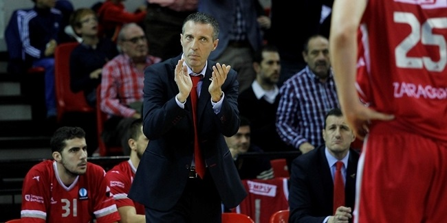 CAI Zaragoza dismisses coach Ruiz