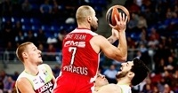 Spanoulis is fourth player to 2,500 Euroleague points