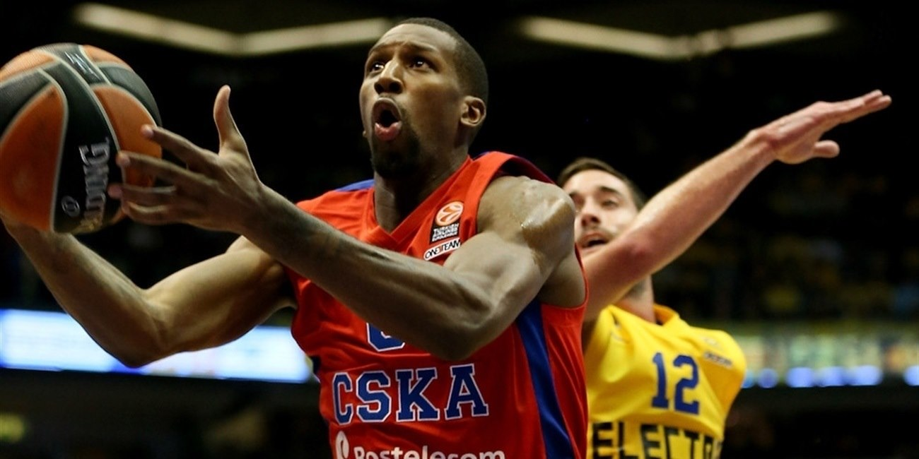 CSKA Moscow, forward Nichols remain together