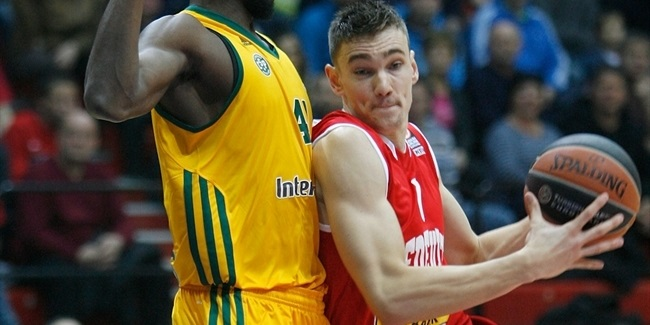 Cedevita brings back small forward Ramljak