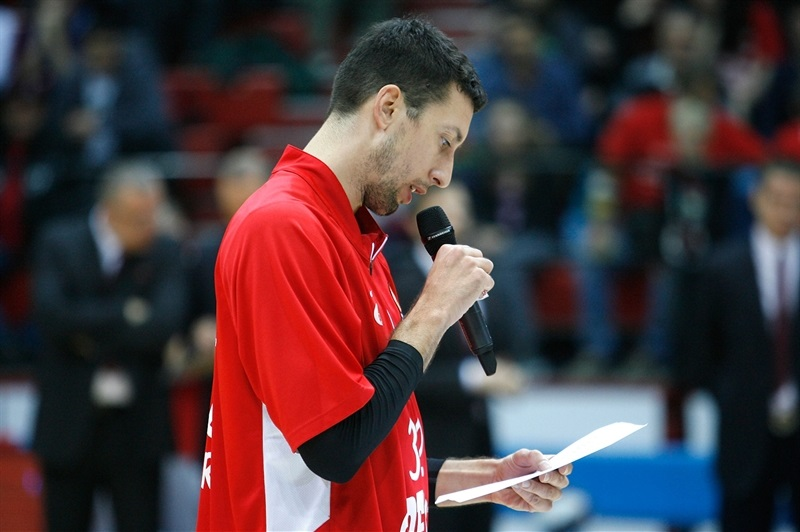 Roko Ukic in suport Special Olympics - One Team - EB14