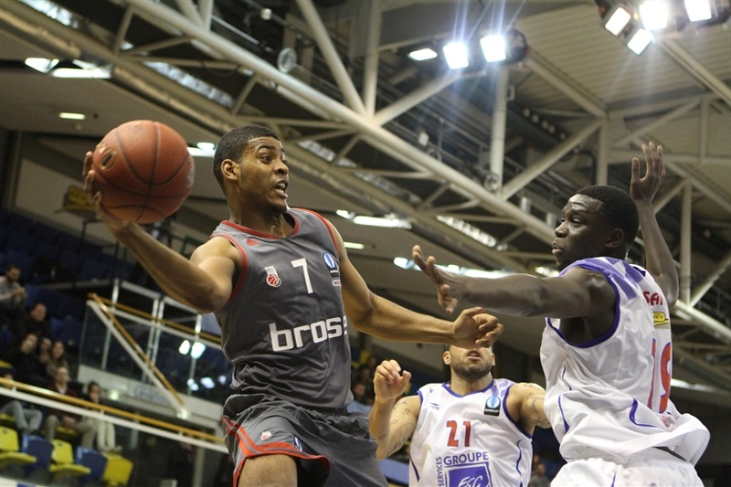 Ryan Thompson - Brose Baskets Bamberg - EC14 (photo Paris Levallois)