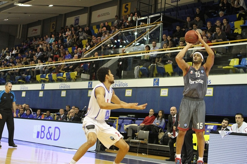 Josh Duncan - Brose Baskets Bamberg - EC14 (photo Paris Levallois)