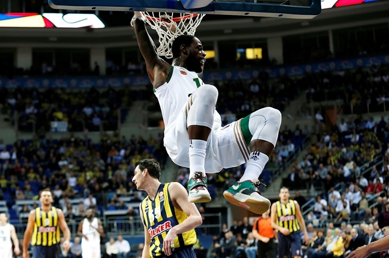 James Gist - Panathinaikos Athens - EB14
