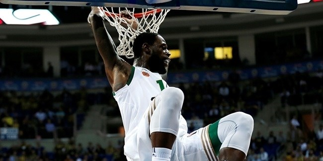 Panathinaikos re-signs highlight reel Gist