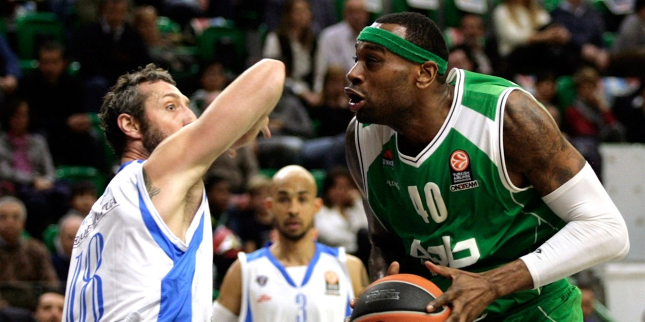 Regular Season, Round 8 bwin MVP: D'or Fischer, Unics Kazan