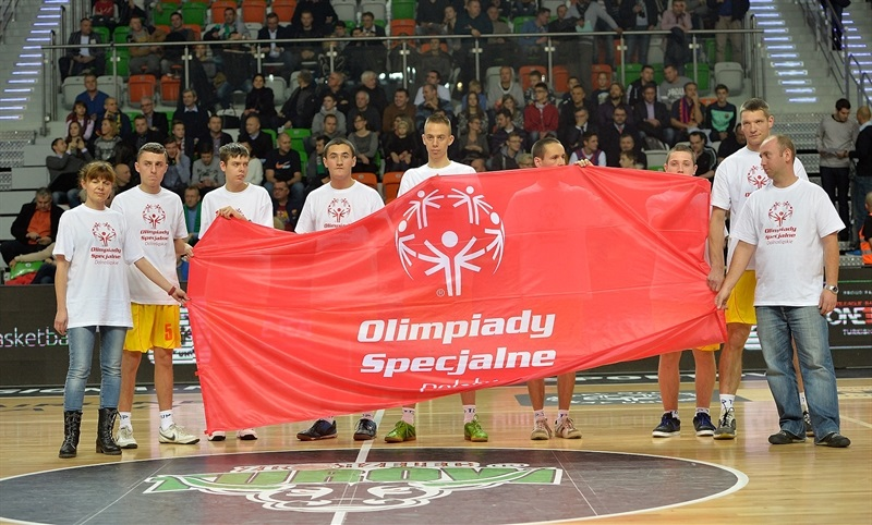 Special Olympics in Zgorzelec - One Team - EB14