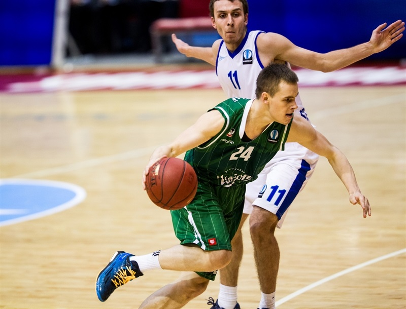 Klemen Prepelic - Union Olimpija - EC14 (photo Zenit)