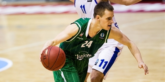EWE Baskets adds Prepelic to its backcourt