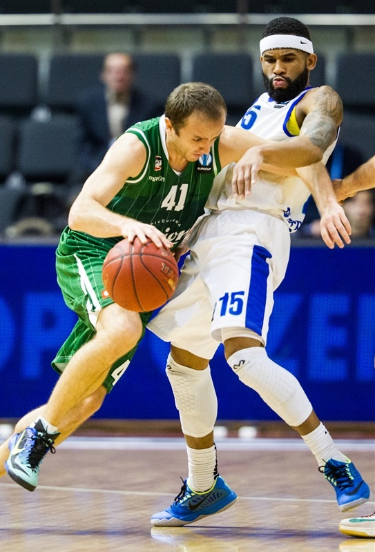 Marko Marinovic - Union Olimpija - EC14 (photo Zenit)