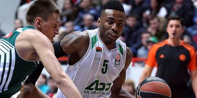 Unics extends scoring ace Langford, playmaker Colom