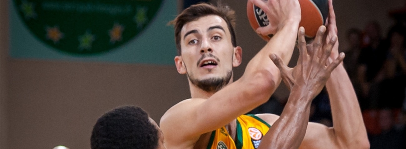 Limoges CSP re-signs point guard Westermann