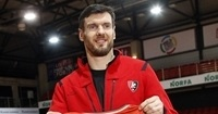 Ksistof Lavrinovic returns to Lithuania, signs for Lietuvos Rytas