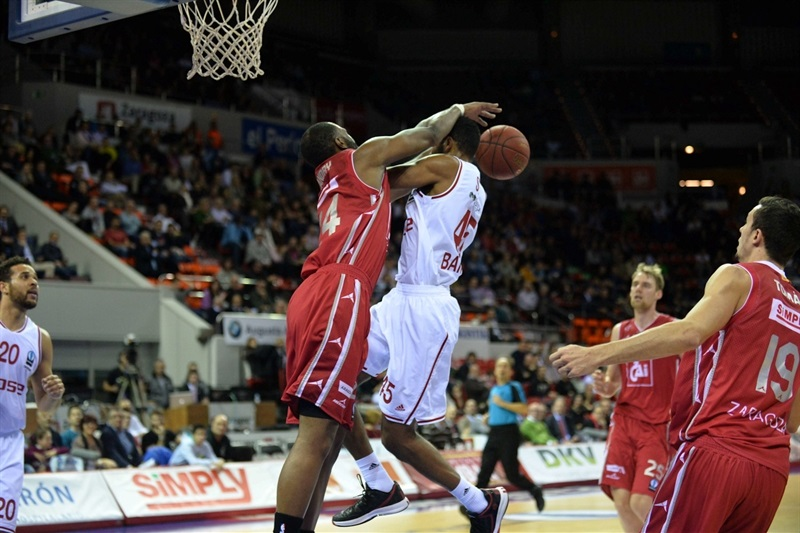 Joshua Shipp - Brose Baskets - EC14 (photo CAI Zaragoza - R. Comet)