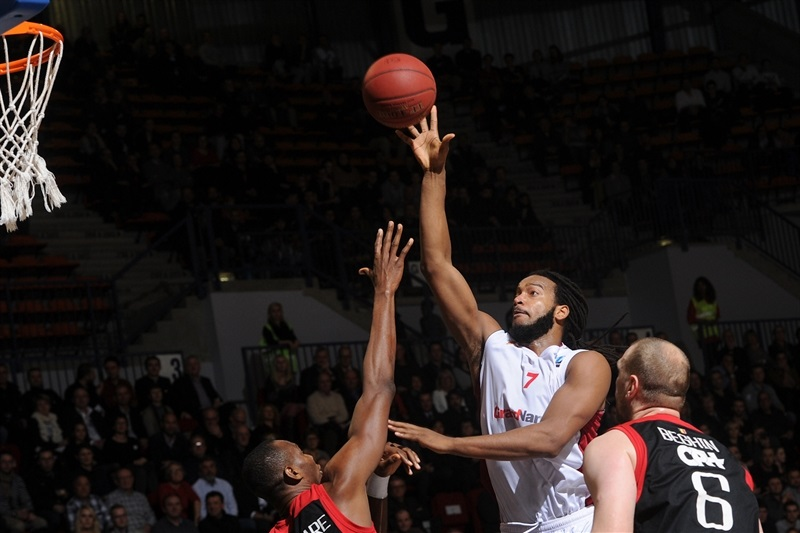 Randal Falker - SLUC Nancy - EC14 (photo SLUC Nancy - Christopher Courtois)