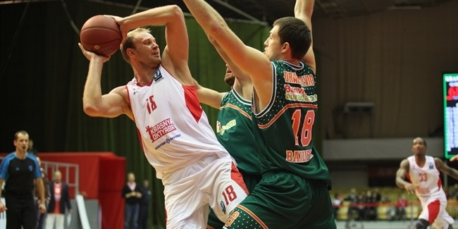 Unics Kazan inks Ponkrashov to 3-year deal