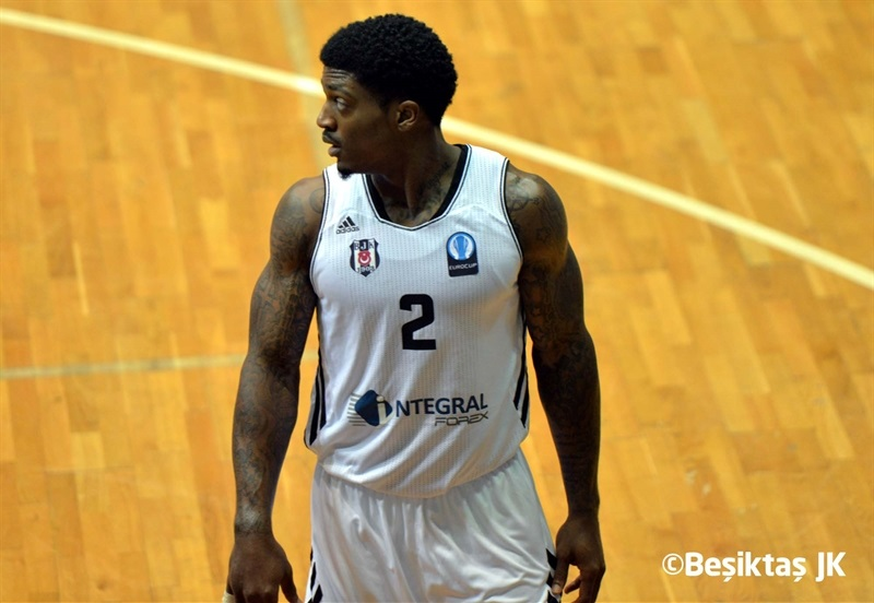 Patrick Miller - Besiktas Integral Forex - EC14 (photo Besiktas JK)