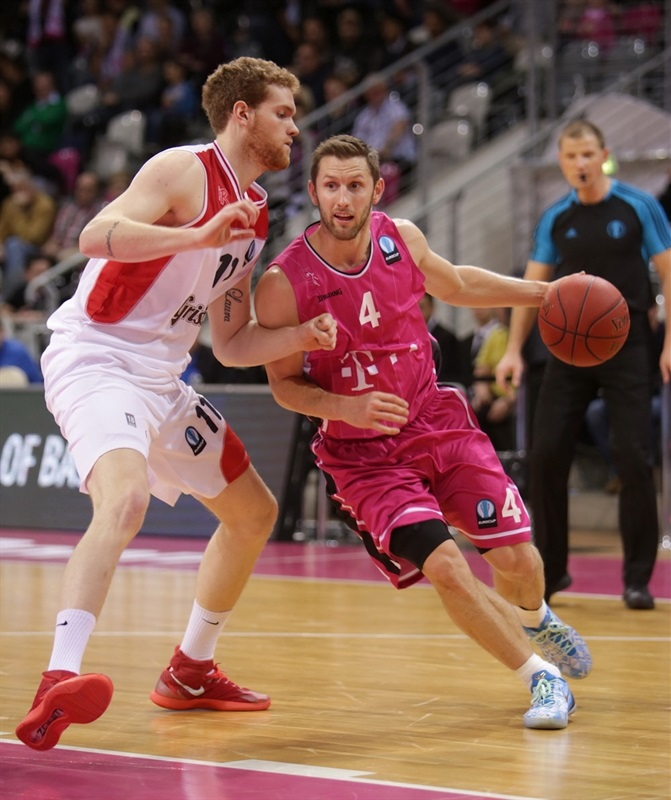 Mickey McConnell - Telekom Baskets Bonn - EC14 (photo Jörn Wolter - Telekom Baskets Bonn)