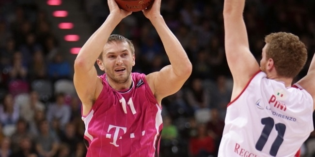 Telekom Bonn, Klimavicius stay together another season