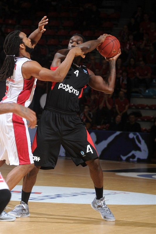 Torin Francis - Proximus Spirou - EC14 (photo SLUC Nancy - Christopher Courtois)
