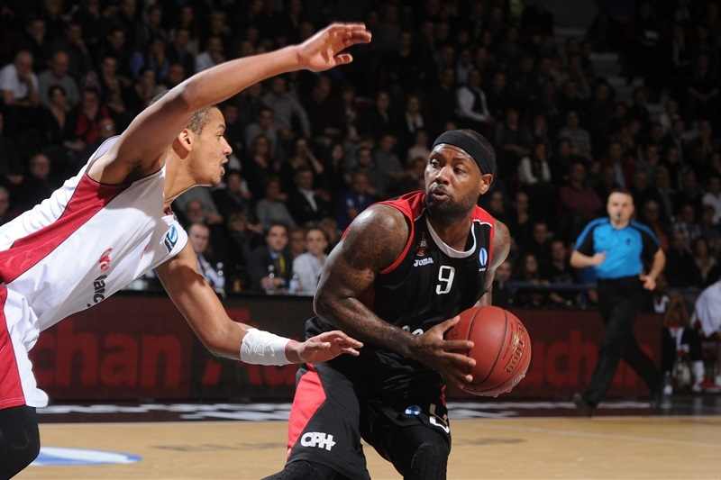 Andre Collins - Proximus Spirou - EC14 (photo SLUC Nancy - Christopher Courtois)