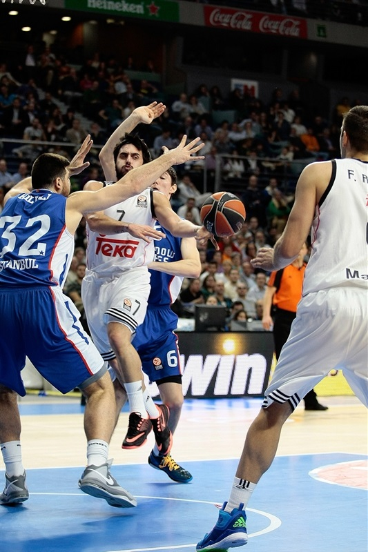 Facundo Campazzo - Real Madrid - EB14