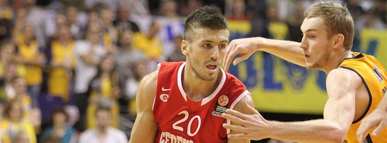 Buducnost bolsters backcourt with playmaker Gordic