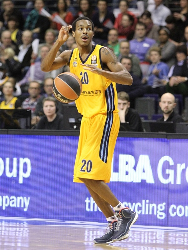 Alex Renfroe - ALBA Berlin - EB14