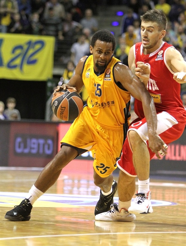 Cliff Hammonds - ALBA Berlin - EB14