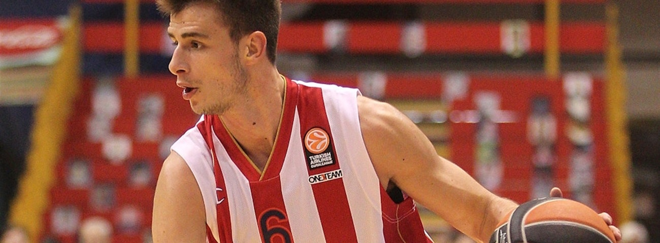 Crvena Zvezda: Dangubic, out at least 4 weeks