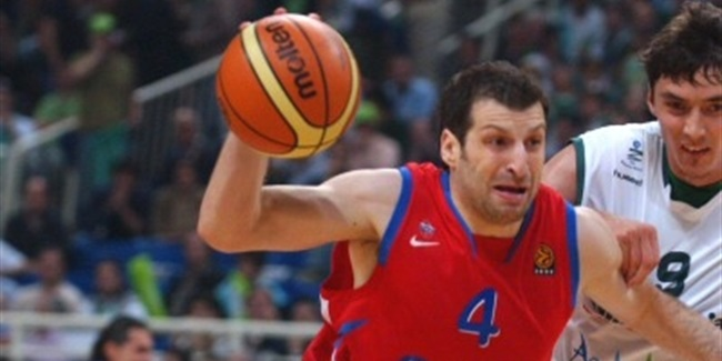 Champs back to final,  CSKA 62-50 Unicaja