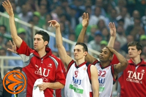 Tau Ceramica - Final Four Athens 2007