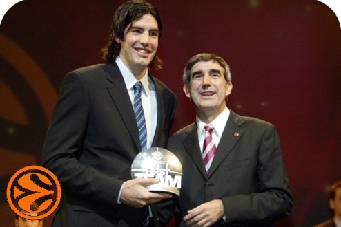 Luis Scola - All-Euroleague first team 2006-07