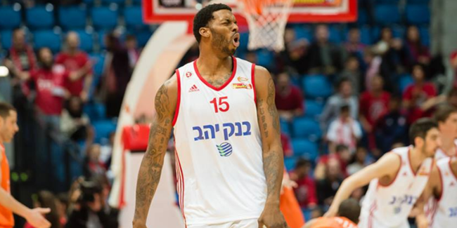 Donta Smith, Hapoel Bank Yahav Jerusalem