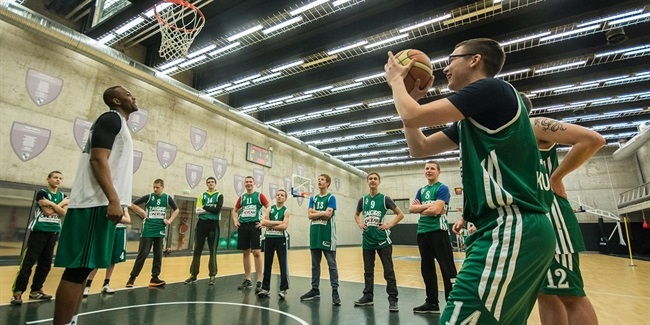 Zalgiris wraps up its second successful season with One Team