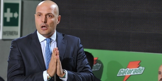 Panathinaikos names Djordjevic head coach