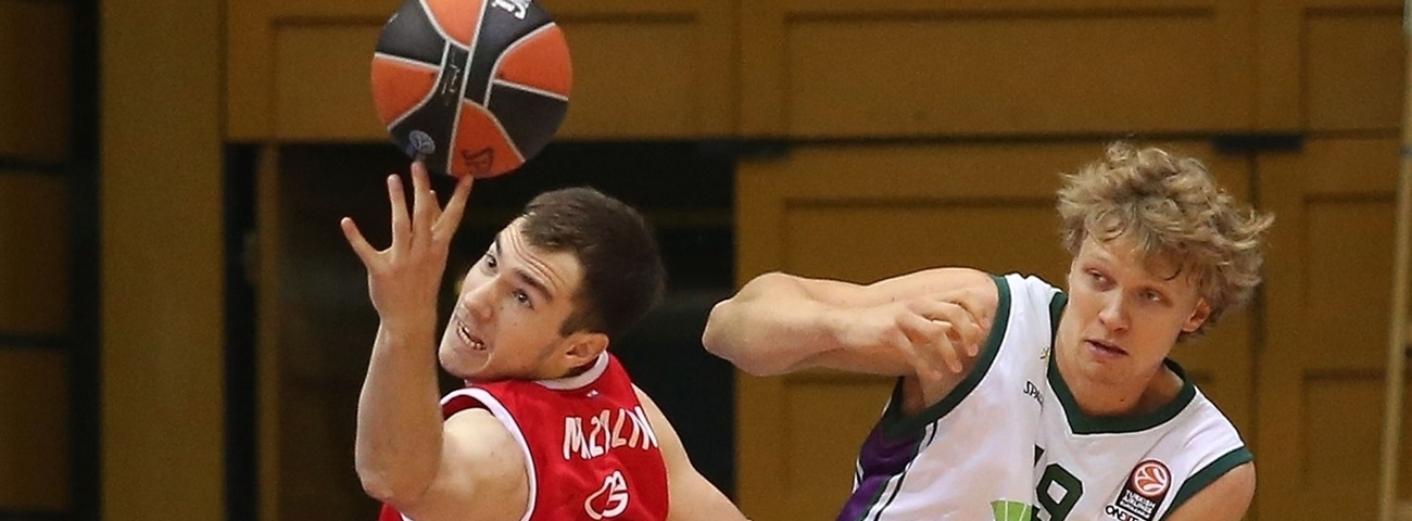 Cedevita locks up rising talent Mazalin through 2019