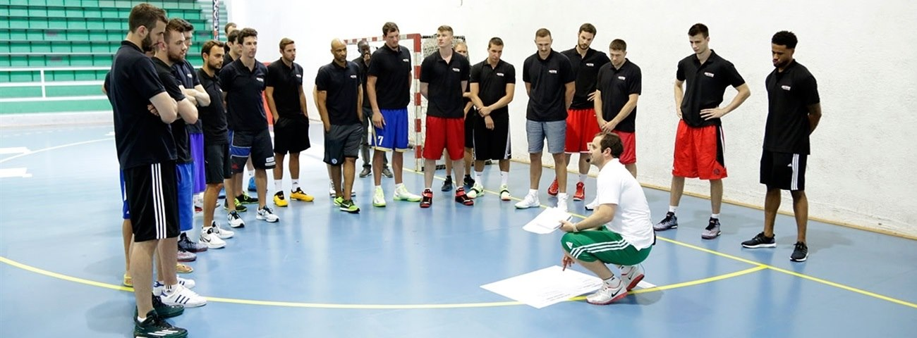 EBI Annual Workshops begin with players, coaches